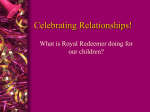 Celebrating Relationships!