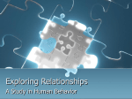 Relationships - Teacher Pages