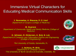 Virtual character - Department of Computer and Information Science