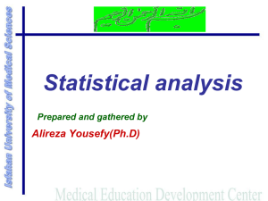 What is Meant by Statistics?