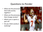 Questions to Ponder - Doral Academy Preparatory