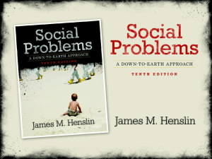 Chapter 3 Social Problems Related to Sexual Behavior