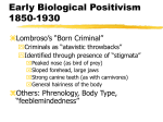 Biology and Crime