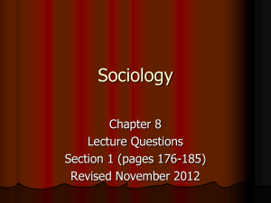 sociology_powerpoint_chapter_8