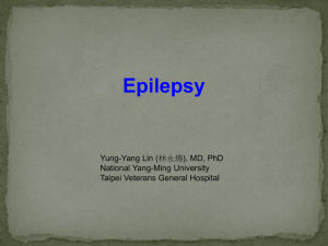 Levetiracetam in the Treatment of Epilepsy