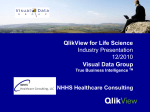 Industry Presentation - Life Sciences