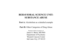 Alc. Subst. abuse 01 - University of Illinois Archives
