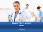registered nurse (rn) - Sheweat Kubrom`s Technology System Portfolio