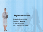 Registered Nurses - IHMC Public Cmaps