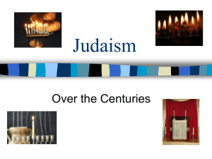 Judaism-Over-the-Cenuries-lesson