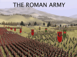 the roman army - Options
