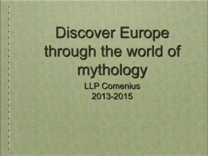 - Discover Europe Through The World of Mythology