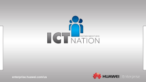 Huawei IP Products - Huawei Summit 2013
