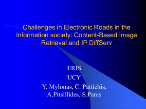 Challenges in Electronic Roads in the Information society