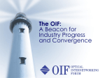 OIF Overview