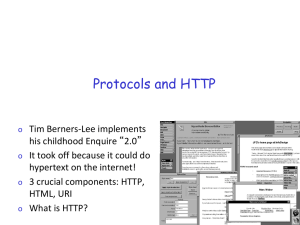 CS315-L03-NetworkProtocols