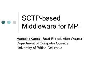 PowerPoint - UBC Department of Computer Science