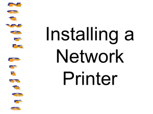 ITS_6_Network Printers