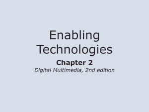 Introduction to Technologies