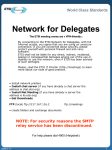 NETWORK for DELEGATES - Docbox