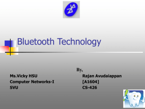 A1604_Bluetooth_Technology_Powerpoint