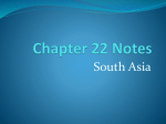 Chapter 22 Notes - Bugg's Social Studies Site