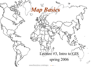 Map Basics - University of Colorado Boulder