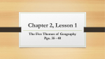 Chapter 2, Lesson 1