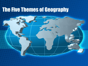 Five Themes Power Point 2012 Five Themes PowerPoint