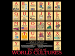 The ABC`s of Culture