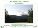 European Biodiversity, The Private Sector Offer (NXPowerLite