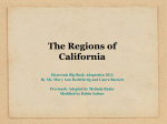 The Important Big Book of The Regions of California