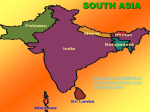 South Asia ppt - Cobb Learning
