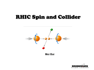 Beam Dynamics in High Energy Colliders
