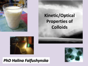 05.Kinetic Optical Properties of Colloids