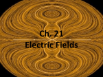 02.Electric Fields