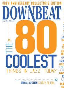 July issue of DownBeat