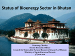 Country reports: Bhutan