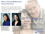 Keys to Sexual Wellness for Cancer Survivors