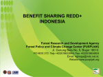 benefit sharing redd+ indonesia - The Forest Carbon Partnership