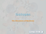 Isotope Worksheet Answer Key