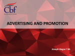 advertising and promotion - Bagus Widiantoro Personal Web