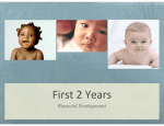 10-5 Infant Biosocial Development