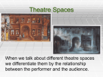 200 - Ch. 6 - Theatre Spaces