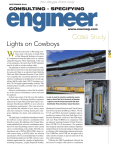 Case Study - Consulting-Specifying Engineer Magazine, September, 2010