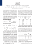 14. The Direct and Enantioselective Organocatalytic -Oxidation of Aldehydes