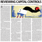 REVIEWING CAPITAL CONTROLS