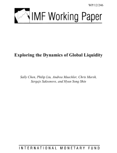 Exploring the Dynamics of Global Liquidity