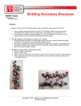 Building Secondary Structures
