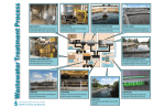 Diagram with Photos of our Wastewater Plant